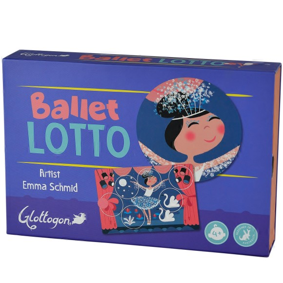 Ballerina Lotto Box GLOTTOGON