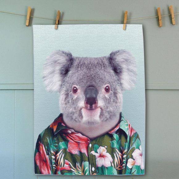 Tea Towel Koala