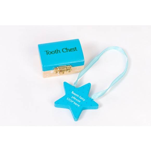 Tooth Fairy Set BLUE