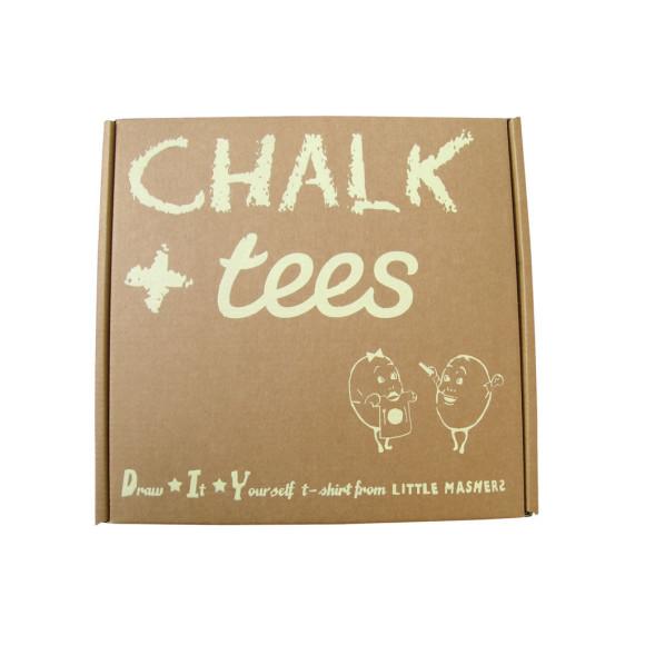 Cool Chalk & Tees Gift Box.