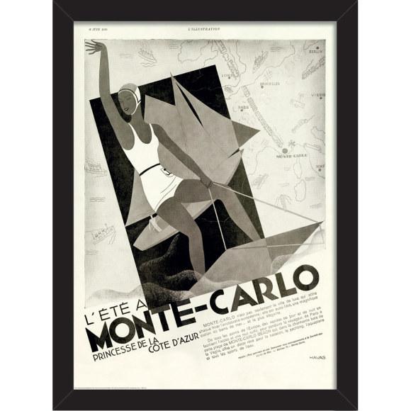 Monte-Carlo Tourism: Framed