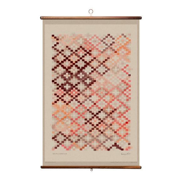 Copper Pink - 70 x 100cm