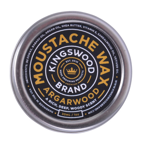 Argarwood Moustache Wax