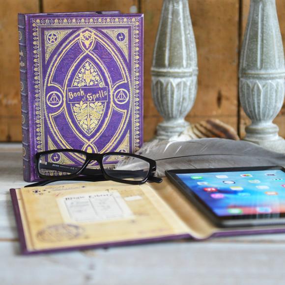 Book of Spells Harry Potter