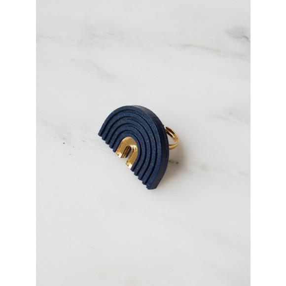 Arch Ring - Midnight Blue