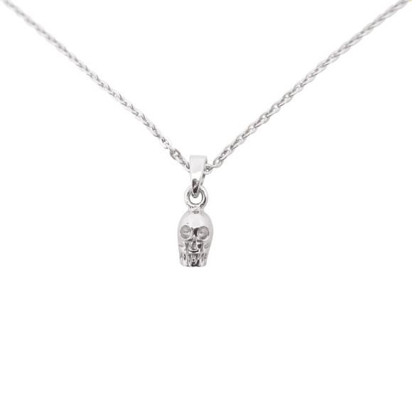 Skull Pendant Silver