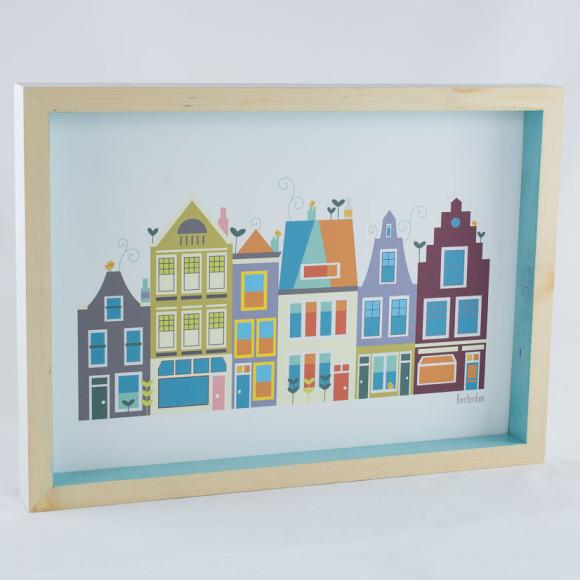 Amsterdam blue