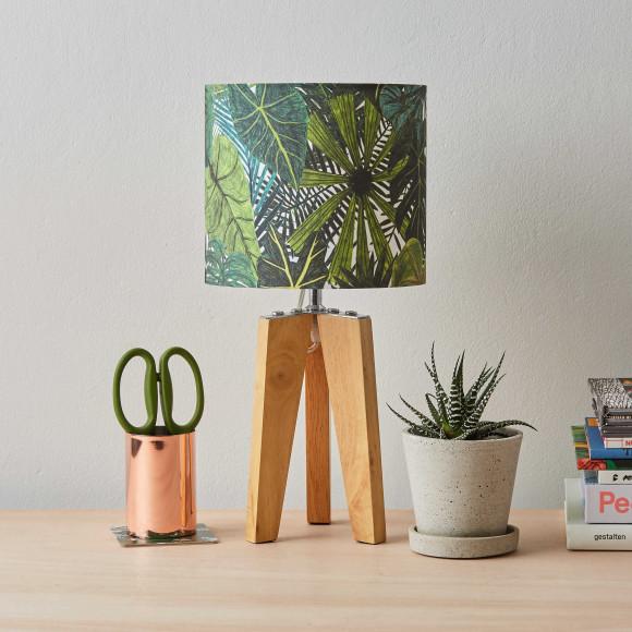 Botanical Plant Lampshade