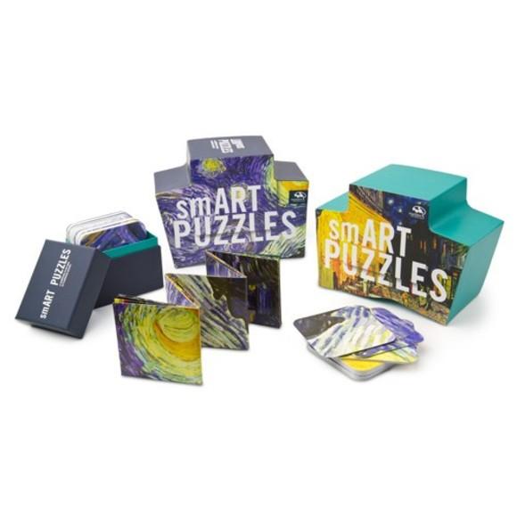 Marbles Smart Puzzle Van Gogh