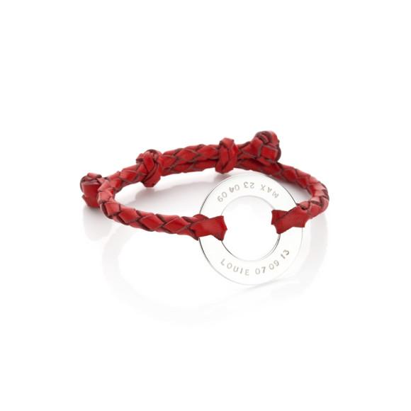 Jules - vintage red