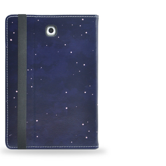 Burn The Midnight Oil Samsung Tab S2 Folio Case