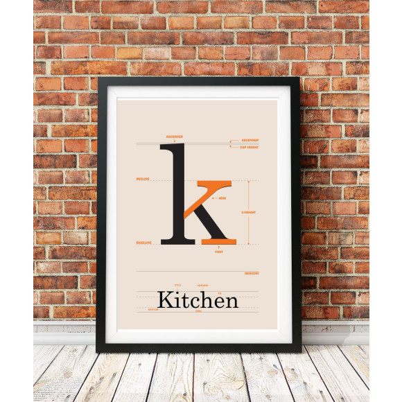 Kitchen print