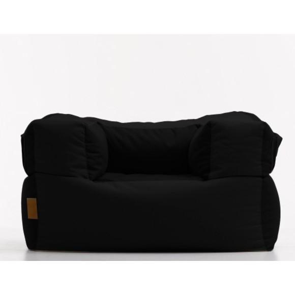 Kalahari Outdoor Arm Chair - Black