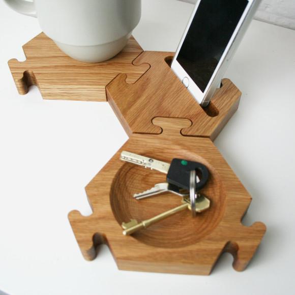 Wood Paper Scissors