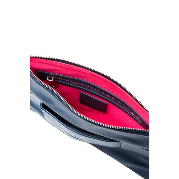 Beautiful pink internal lining
