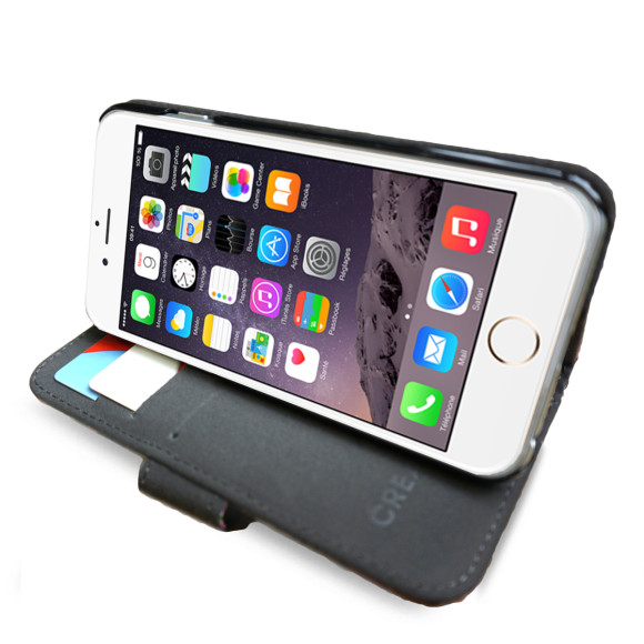 Grandmas Quilt Patchwork Smartphone Wallet Case