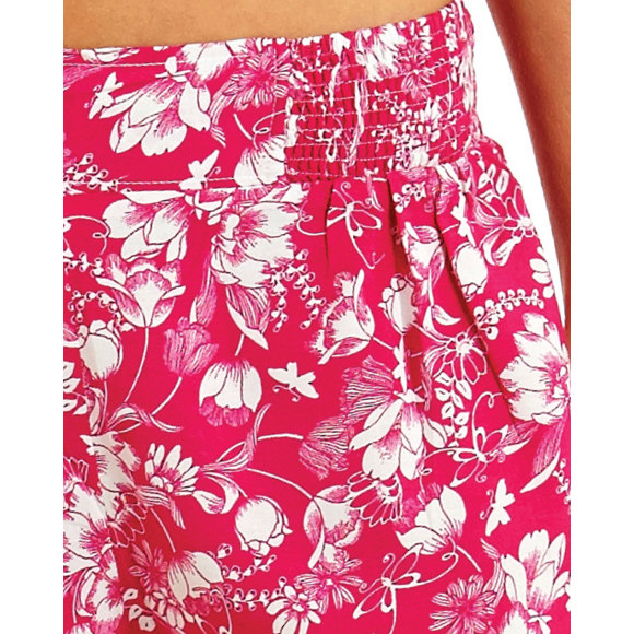 Pink hope tulip short