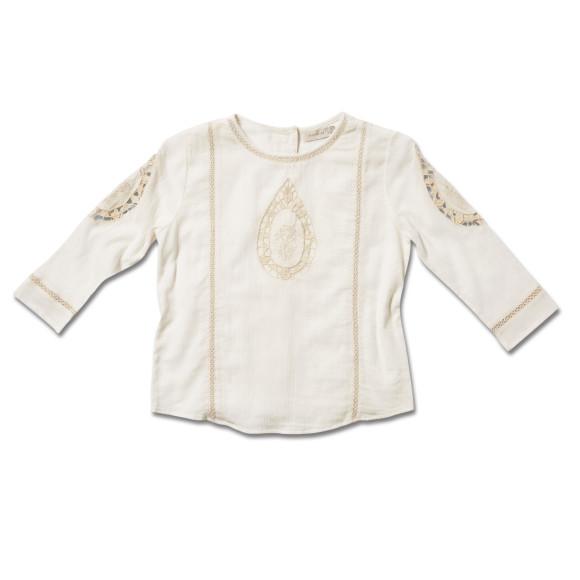 castaway blouse front