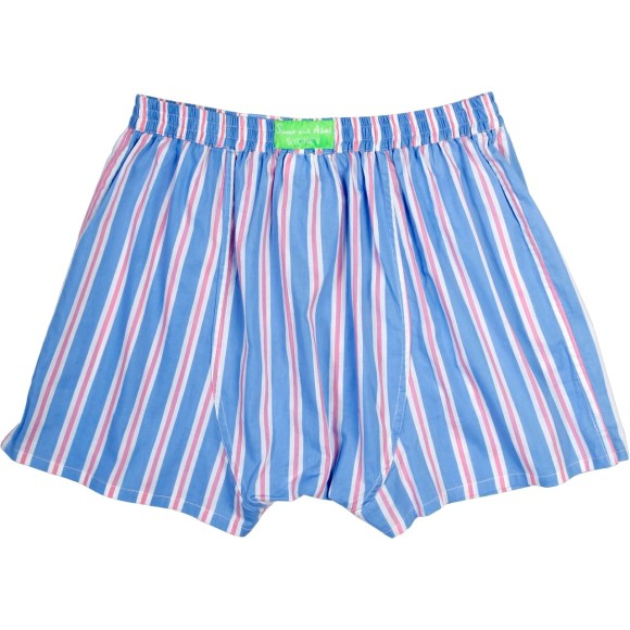 Barry's Day Out Men's Cotton Boxer Shorts