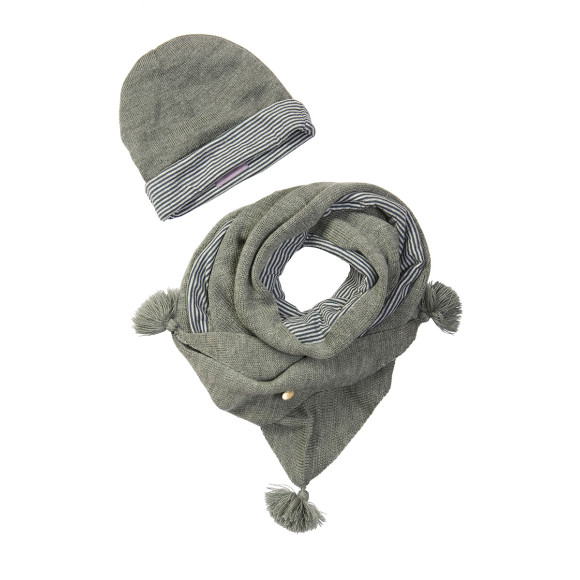 SUKA Capricorn Hat and Scarf