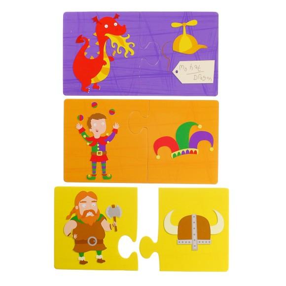 puzzles pairs