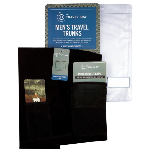 The Perfect Gift - Men's Travel Trunks are beautifully packaged.