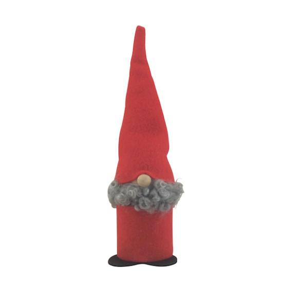Santa Tim Red