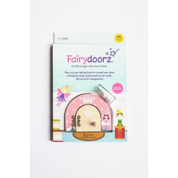 Princess fairy door gift set