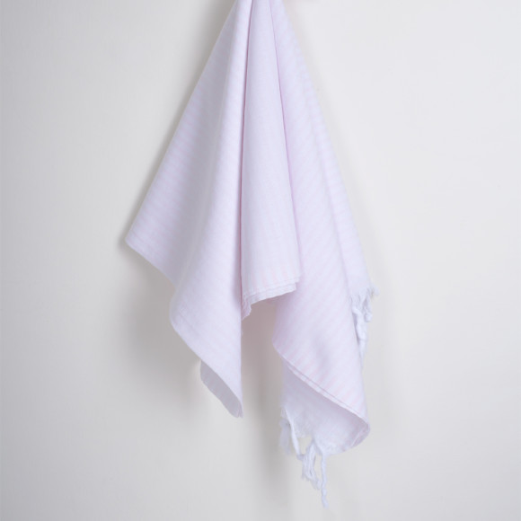 Blush & White