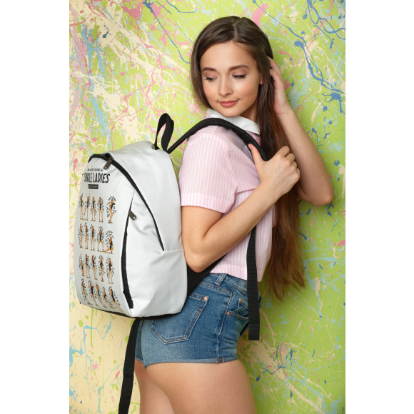 Single ladies backpack