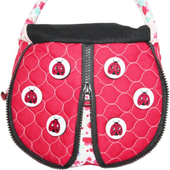 Ladybug handbag