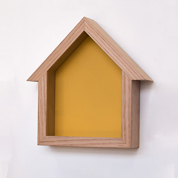 Birdhouse Sunshine Yellow