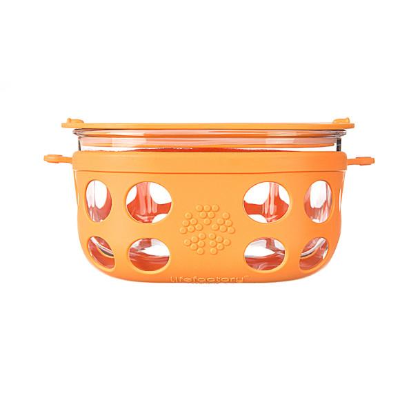 4 Cup Orange