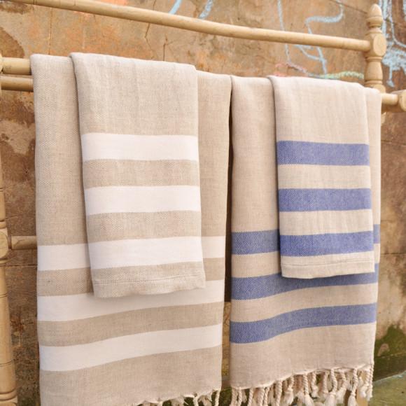 Linen towels & han