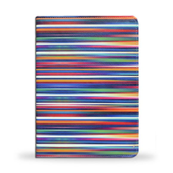 Blurry Lines iPad Air 2 Tablet Folio Case