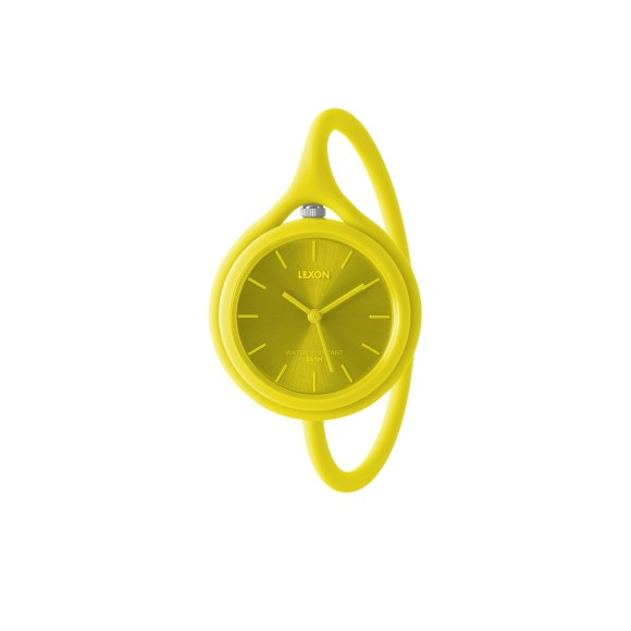 Take Time Yellow