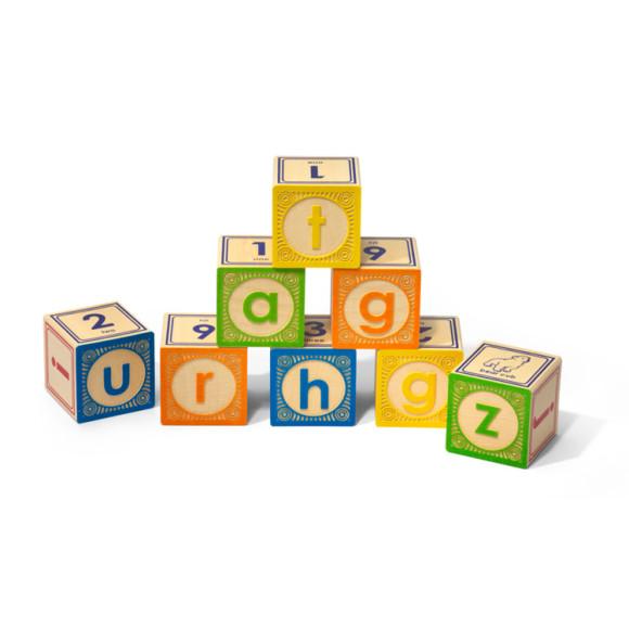 Lowercase blocks