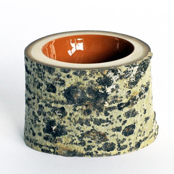 Caramel log bowls