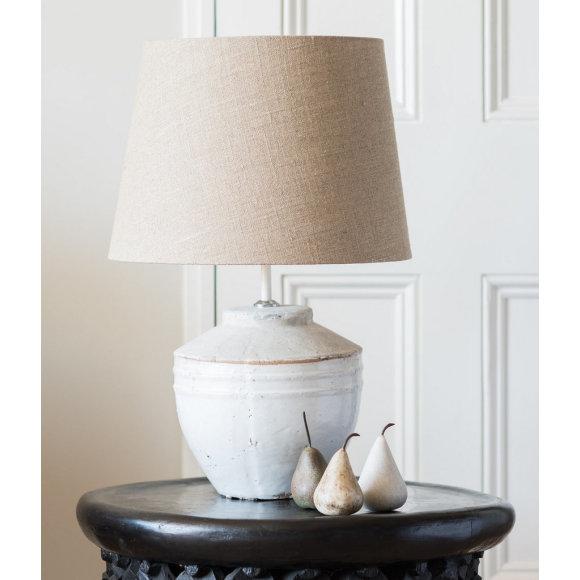 Large Stone Lamp
