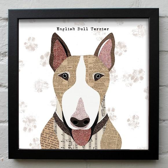 15. English Bull Terrier