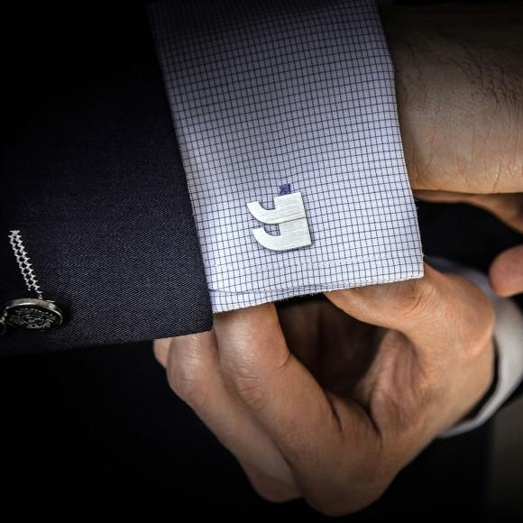 Handcrafted cufflinks