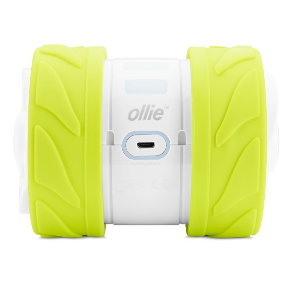 Ollie - App Controlled Robot