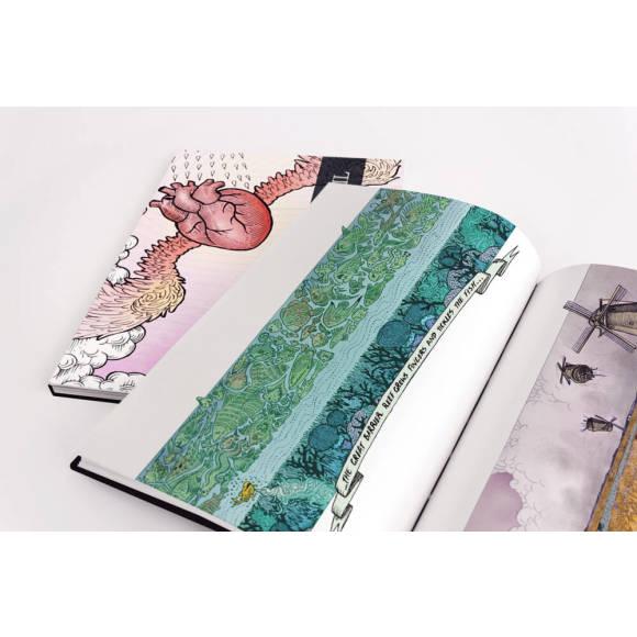 Hand illustrations
