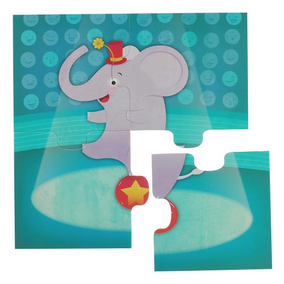 trip 4 piece puzzle glottogon