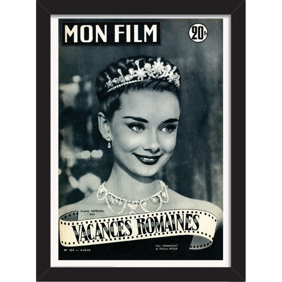 Audrey Hepburn: Framed
