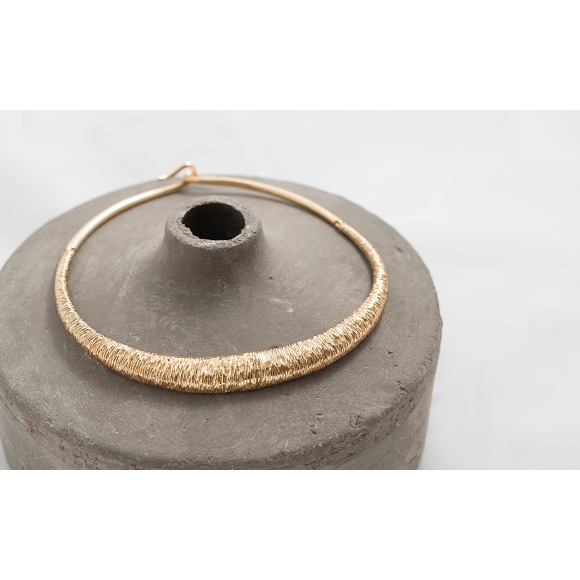 Hissia gold Marrakech necklace