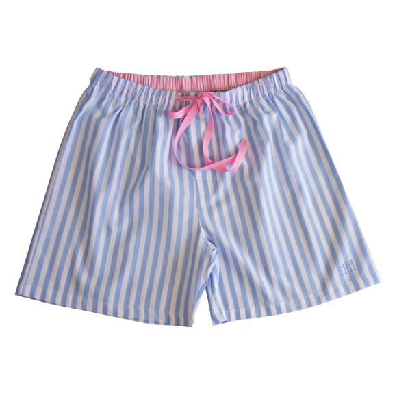 Pale Blue Shorts