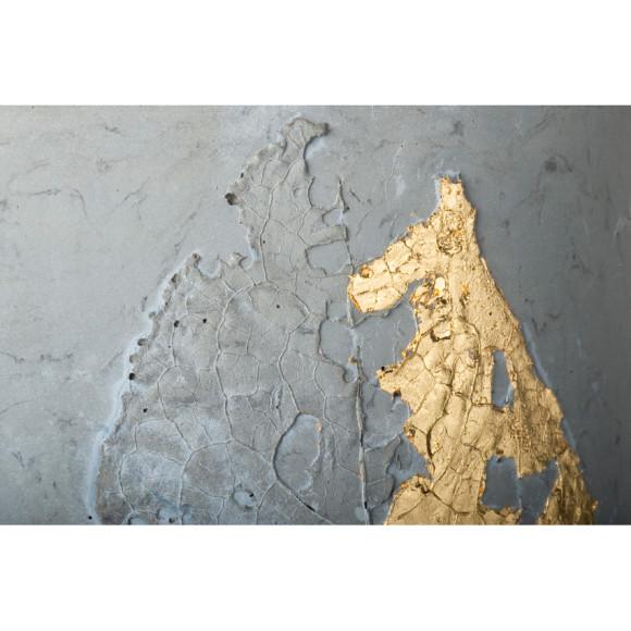 Concrete/gold