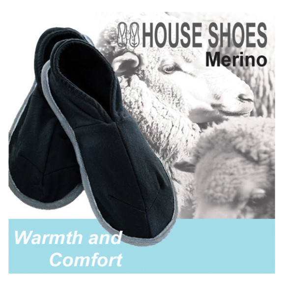 Merino slippers