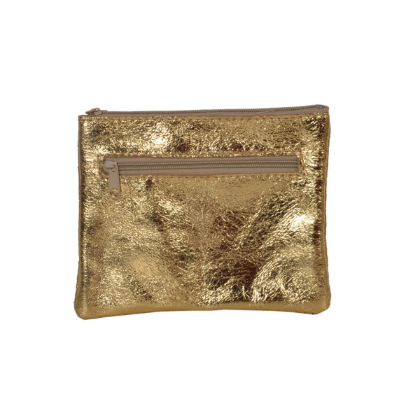 Mini Wallet Gold